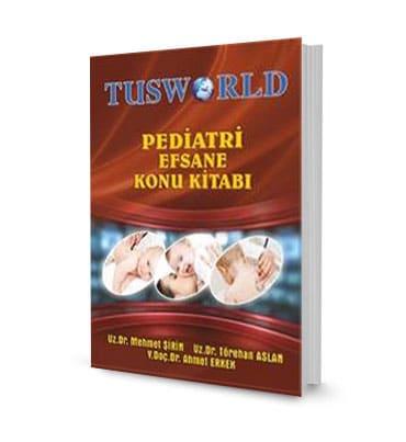 Pediatri Efsane Konu Kitabı